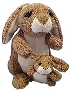 Lou Rankin Plush Teenie Weenies Beatrice Bunnies Stuffed Animals