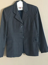 ALLON EQUESTRIAN SHOW RIDING JACKET SIZE 12 R