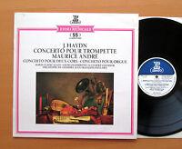 EFM 8055 Haydn Trumpet Concerto Maurice Andre Paillard NEAR MINT Erato LP