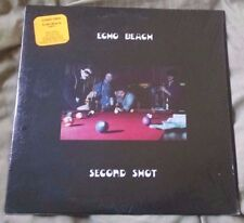 Echo Beach - Second Shot LP (1986) private press rock (WV) NM