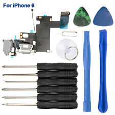 Para iPhone 6 Dock Connector Puerto de carga Flex Cable Auricular Tail Cable