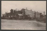 Postcard Wolverhampton Staffordshire the General Hospital posted 1913 RP Price