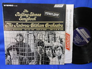 ROLLING STONES ANDREW OLDHAM ORCHESTRA PS 457 ORIG US EXC+