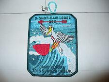OA O Shot Caw Lodge 265,2013 Summer Ordeal,Surfing Heron,pp,South Florida Ccl,FL
