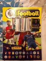 PANINI FOOTBALL 2020 PREMIER LEAGUE EMPTY ALBUM + 200 RANDOM STICKERS