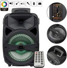 Tragbarer Bluetooth Kabelloser Lautsprecher Musikbox Lautsprecher Boombox 1000W