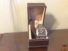 BRAND NEW WITH TAGS MENS FOSSIL WATCH WITH 2 BANDS