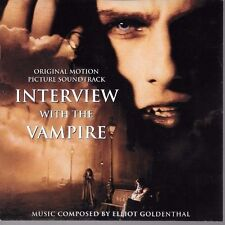 Interview with the Vampire [Original Soundtrack] by Elliot Goldenthal CD 1995