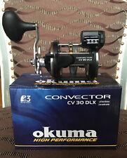 Okuma Convector CV-30DLX Linkshand Multirolle