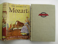 The Story of Mozart, Signature Series, DJ, 1950s