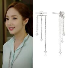 STONE HENGE K0944 EARRINGS Whats wrong with secretary kim Korea Drama ya Arafeel
