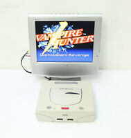 Saturn Sega Game Console White HST-0014 Working Japan Excellent ++