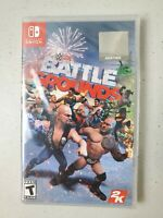 WWE 2K Battlegrounds (Nintendo Switch, 2020) NEW - Fast Free Shipping