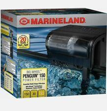 Marine Land Penguin 350 BIO-Wheel Power Filter NEW UNUSED - UP TO 75 GALLON TANK