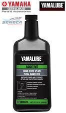YAMAHA YAMALUBE Ring Free Plus Fuel Additive 32oz Outboard Boat ACC-RNGFR-PL-32