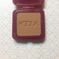 BENEFIT HOOLA Matte powder bronzer for face  .09oz/2.6g Travel Size  NWOB