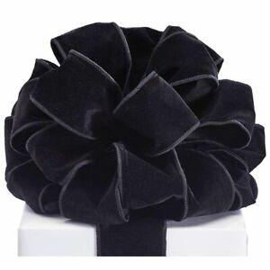 Burton & Burton Ribbon #40 Velvet Black