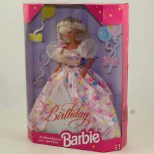 Mattel - Barbie Doll - 1996 Birthday Barbie *NON-MINT BOX*
