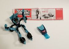2008 Transformers Animated Deluxe Class Elite Recon Blurr Complete Instructions