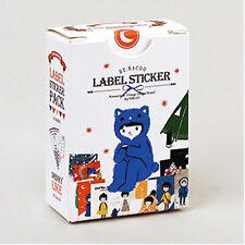 48pc Mini Matchbox Label Sticker Pack Paper Deco Scrapbooking Gift-- Like Girl