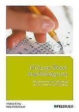 Prüfungs-Check Ausbildereignung von Hans Schlotthauer und Andreas Eiling (2016, Taschenbuch)
