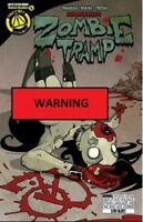 ZOMBIE TRAMP #1 ONGOING AOD COLLECTABLES EXCLUSIVE MENDOZA VARIANT LIMITED COVER