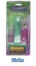 HINDES CAT DOG SOFT PIN Grooming&Moulting SLICKA RAKE Slicker Brush Coat Hair