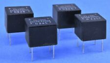 4 Vernitron Magnetics Mil-Spec 2.73:2.73 Ohms Pulse Transformer Pri:Sec 1:1 25mH