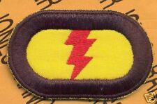 75th Inf Airborne Ranger LRP LRRP para oval patch #5