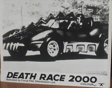 DEATH RACE 2000 1975 Publicity Still/Photo - Frankenstein in Car - Carradine