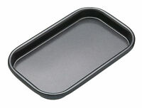 Kitchen Craft MC Non-Stick Mini One Portion Oven Baking Tray 16.5x10cm KCMCHB53