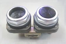 Allen-Bradley, Dual Push Button Switch, PN/ 800T-FA22A, Industrial, Start/Stop