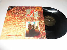 """SILENT RUNNING - No Faith Is Blind - Deleted 1985 UK 2-track 12"""" single"""