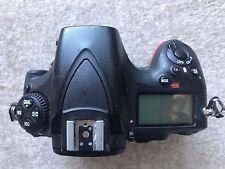 Nikon D D810 36.3 MP Digital SLR Camera - Black (Body Only)