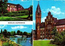 Berlin - Köpenick ( DDR ) , Ansichtskarte,  gelaufen