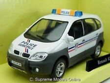 POLICE RENAULT RX4 CAR MUNICIPALE 1/43RD SIZE 5 DOOR HATCHBACK TYPE Y0675J^*^