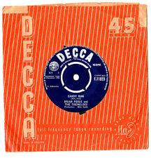 "BRIAN POOLE.CANDY MAN / I WISH I COULD DANCE.UK ORIG 7"" & CO/SL.EX"