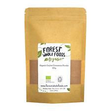 Organic Cinnamon Powder  (Ceylon True) 125g