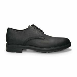 Mens Timberland Windbucks Waterproof Oxford Shoes - 0A27UR - Black