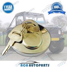 For Suzuki Fuel Cap LJ50 LJ80 Sierra SJ410 SJ413 Maruti MG410 Holden Drover NB