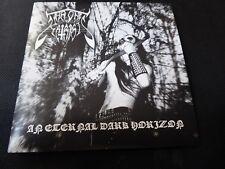 Throne Of Katarsis - An Eternal Dark Horizon CD 2007 SATYRICON BLOOD RED THRONE