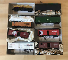 Athern HO Scale Rolling Stock Lot