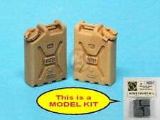 Special Ops 1/16 5 Gal / 20 Liter US Military Water Can Jerrycan (4 cans) 16001