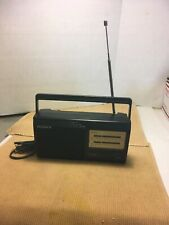 Sony Am/fm Transistor Radio Tested Vyg Preowned