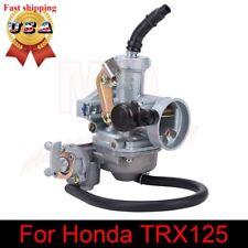 Replacement Carburetor Carb Fits For Honda Trx125 Atv FourTrax 125 2x4 1985 1986