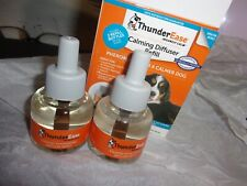 ThunderEase Dog Calming Diffuser Refills Expires 7/22 New In Box