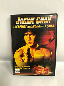 JACKIE CHAN - IL SERPENTE ALL'OMBRA DELL'AQUILA - DVD -