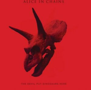 Alice in Chains - The Devil Put Dinosaurs Here [New CD]