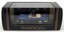Eligor 1/43 Scale Model Car 1133 - 1968 Triumph TR5 Roadster - Met Blue