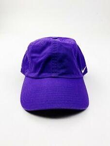 Nike Heritage 86 Baseball Cap Adult Unisex One Size Purple 102699 Fitness-Wear